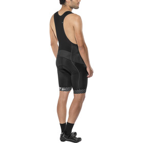 Craft Reel Bib Shorts Men Black/White